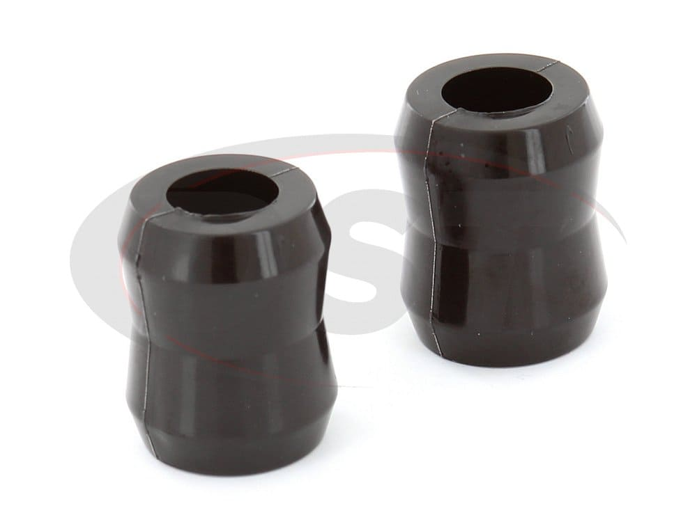 ku08006bk Hourglass Shock Eye Bushing Std. 5/8 Inch I.D. (Pair)
