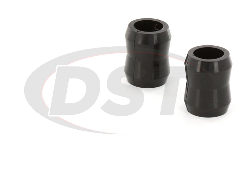 ku08007bk Hourglass Shock Eye Bushing Std. 3/4 Inch I.D. (Pair)