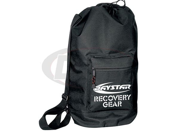 ku10001bk Daystar Recovery Rope Bag