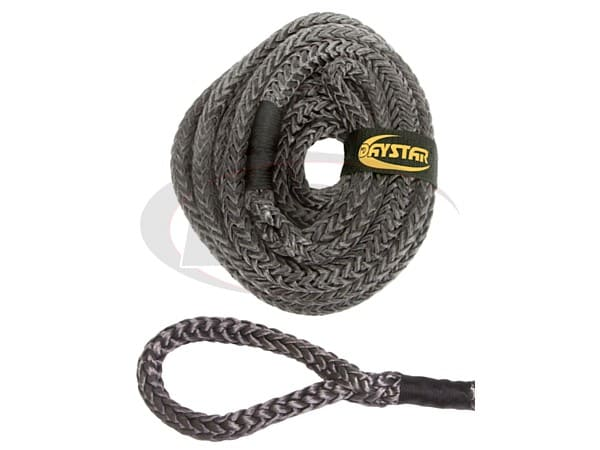 ku10303bk Recovery Rope - 7/8 inch x 25 ft