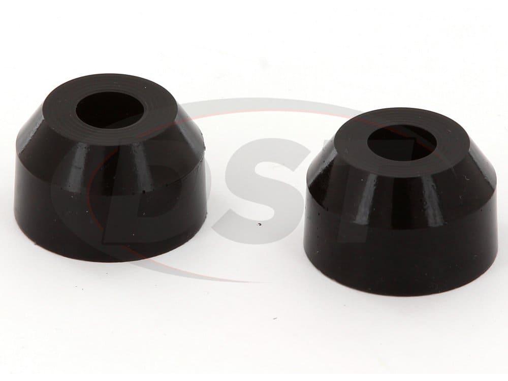 ku13001bk Tie Rod End Dust Boots (15mm - 19/32 Inch x 35mm - 1 3/8 Inch) Pair