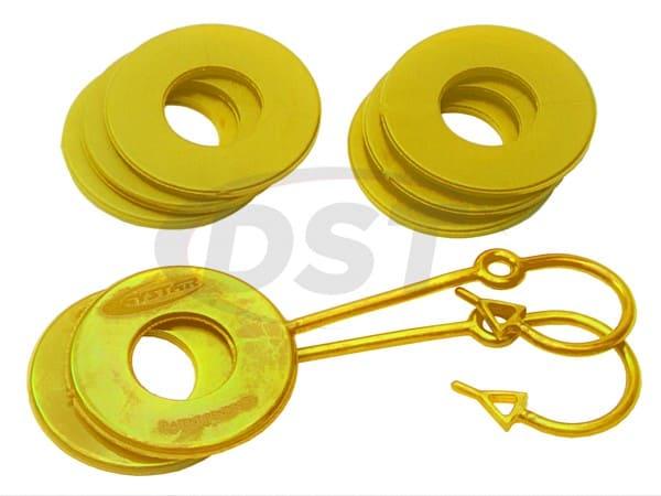 ku70061 D-Ring Locking Washers