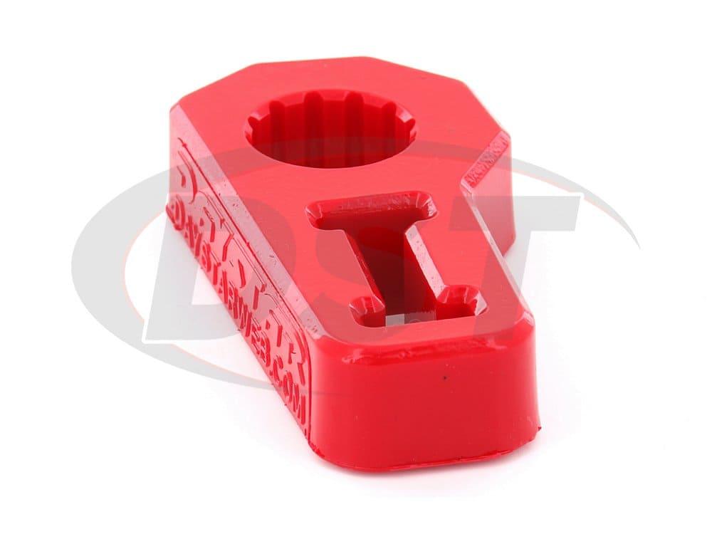 ku71071re Jack Handle Isolator - Red