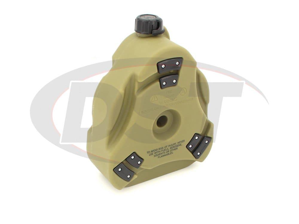 ku71114gn Cam Can - Liquid Transfer - Green