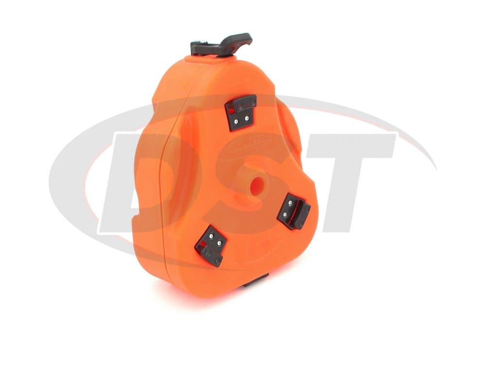 ku71114or Cam Can - Trail Box - Orange
