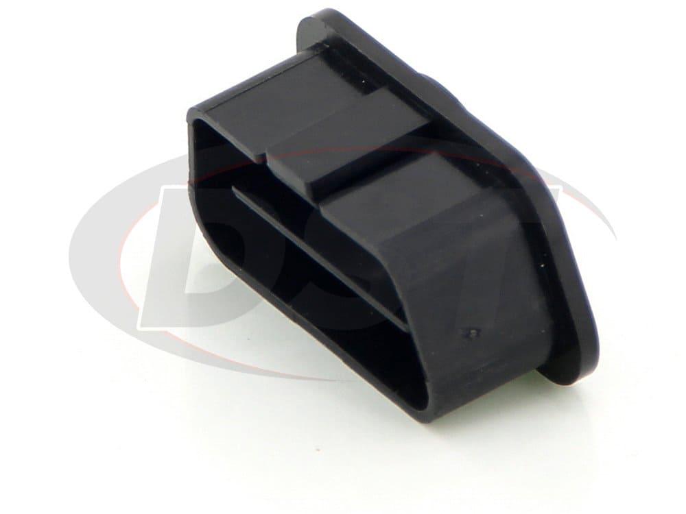 ku71124bk OBDII Port - Do Not Flash - Plug