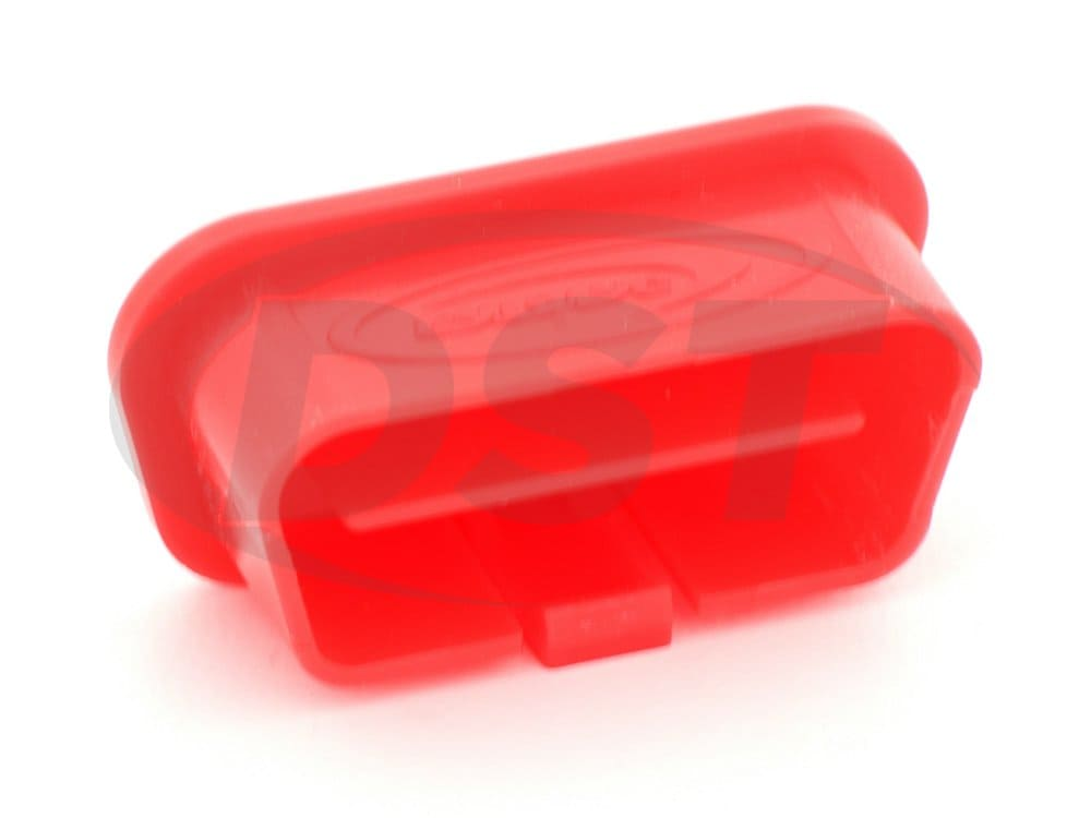 ku71124re OBDII Port - Do Not Flash - Plug (Red)