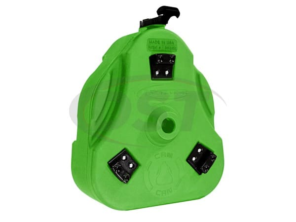 ku71131bg Cam Can Trail Box - Bright Green