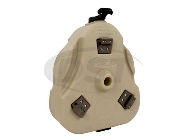 ku71131tn Cam Can Trail Box - Tan