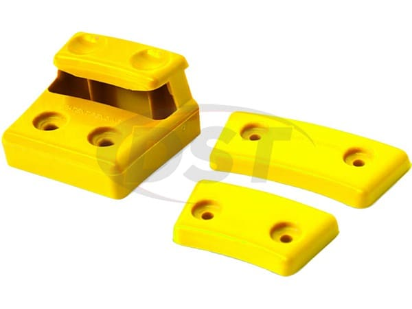 ku76148yl Cam Can Colored Replacement Cams - Yellow